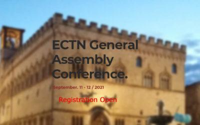 ECTN General Assembly 2021 – Registration Open